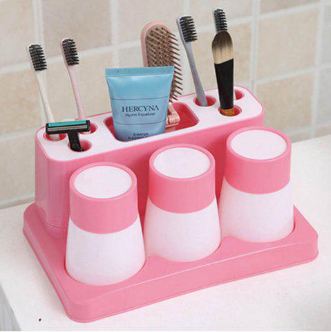 Outfit Toothbrush toothpaste creative bathroom set storage box SHYP06