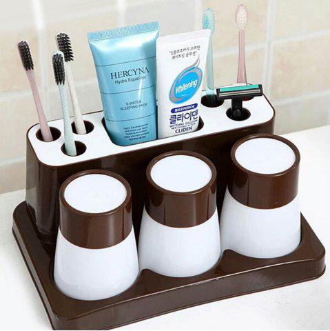 Outfits Toothbrush toothpaste creative bathroom set storage box SHYP06