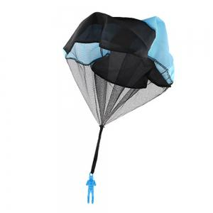 Children Throwing Soldier Parachute Chamber Outdoor Sport Classic Toy -