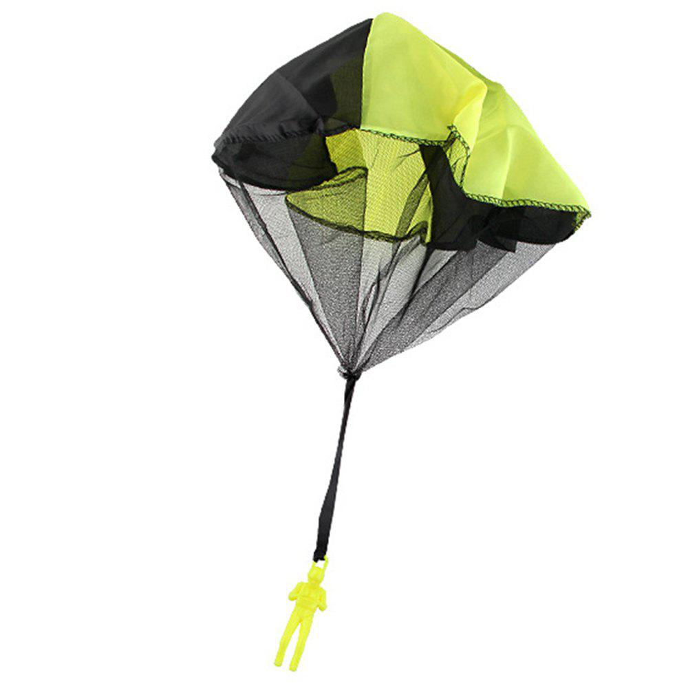 Outfit Children Throwing Soldier Parachute Chamber Outdoor Sport Classic Toy