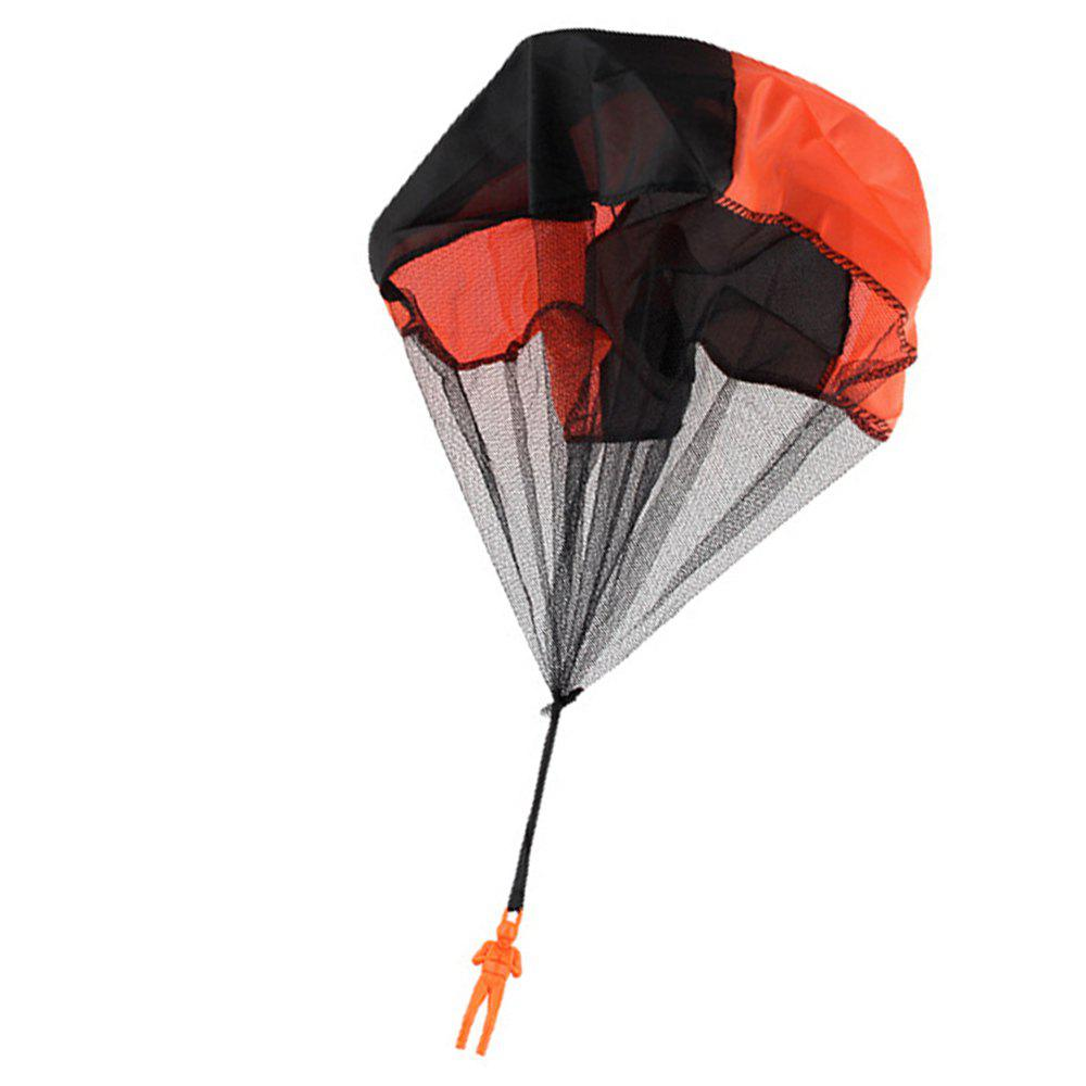 Discount Children Throwing Soldier Parachute Chamber Outdoor Sport Classic Toy