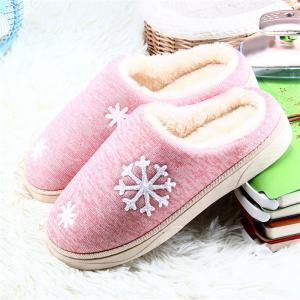 ZEACAVA Snow Warm Comfort Cotton Slippers -
