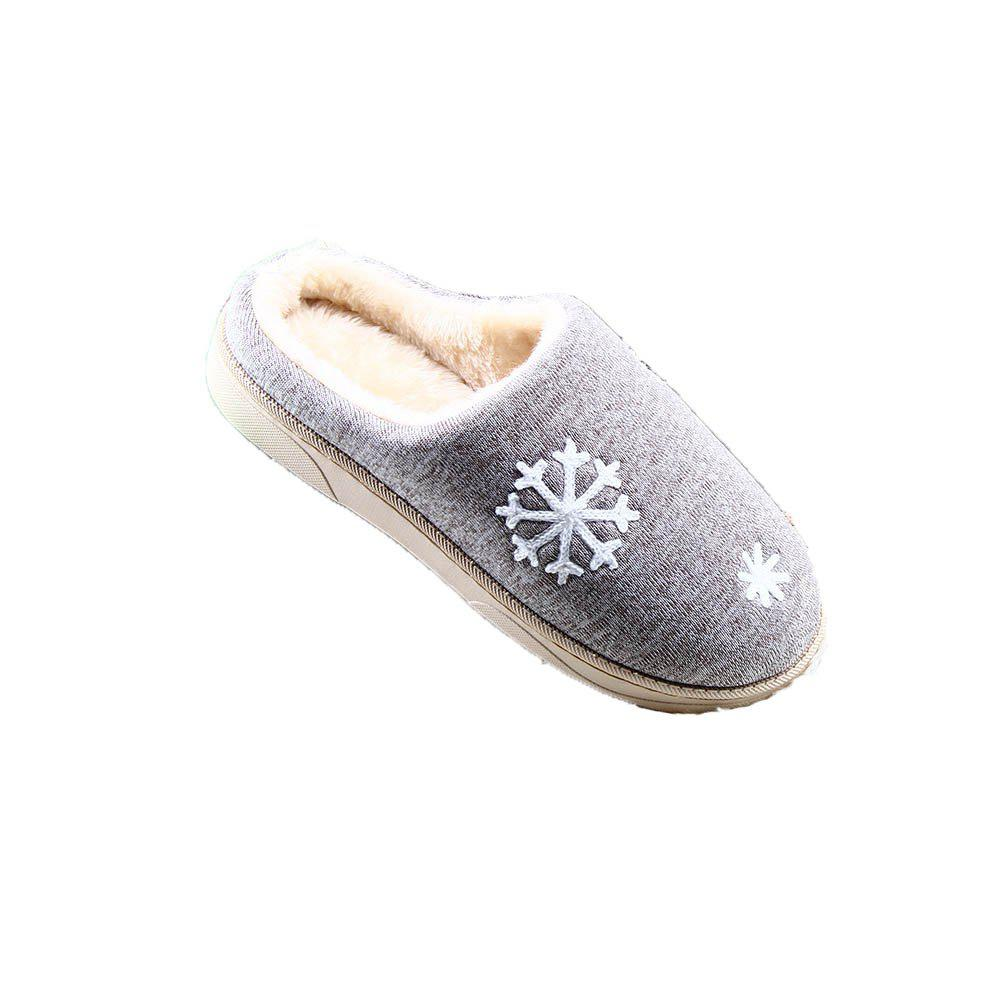 New ZEACAVA Snow Warm Comfort Cotton Slippers