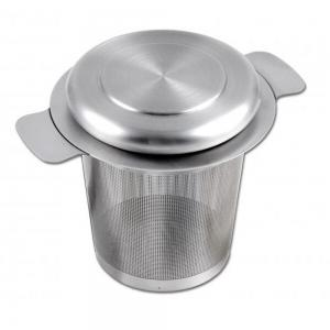 Double Handle High Quanlity Stainless Steel Tea Strainer -