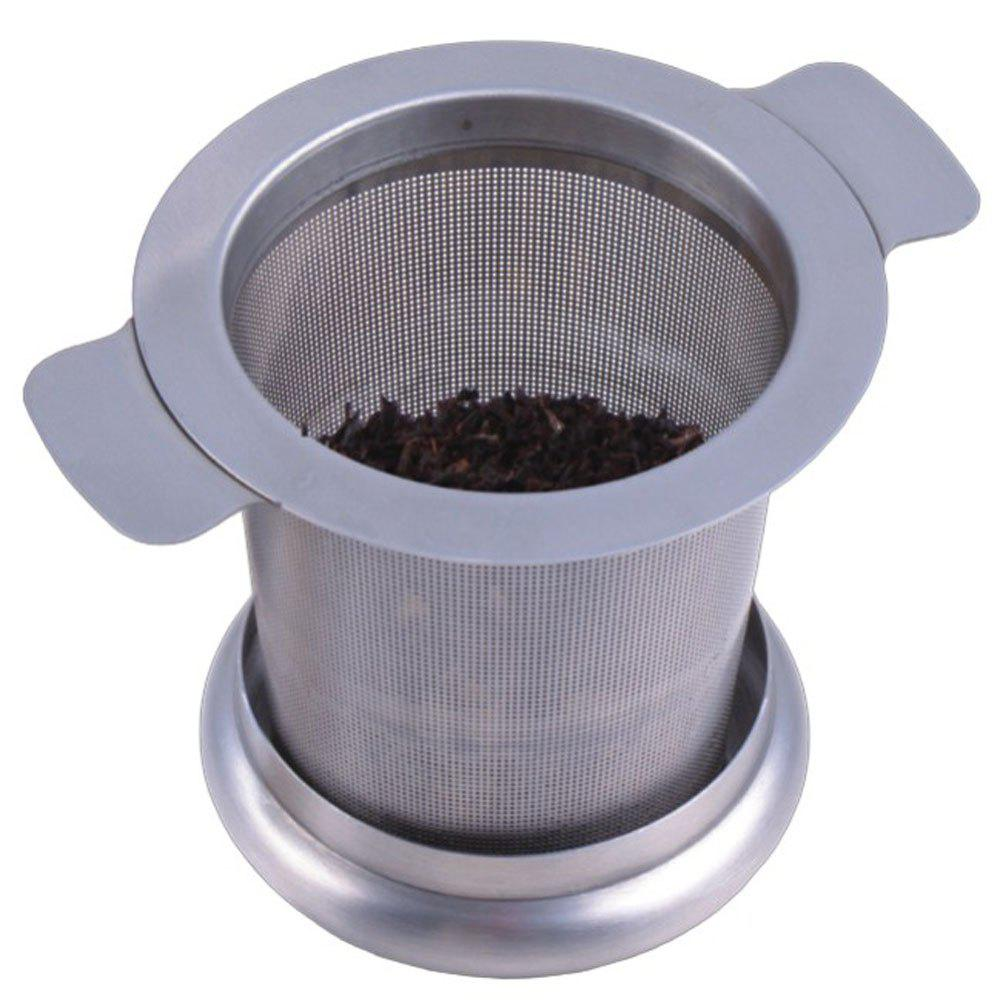 Store Double Handle High Quanlity Stainless Steel Tea Strainer