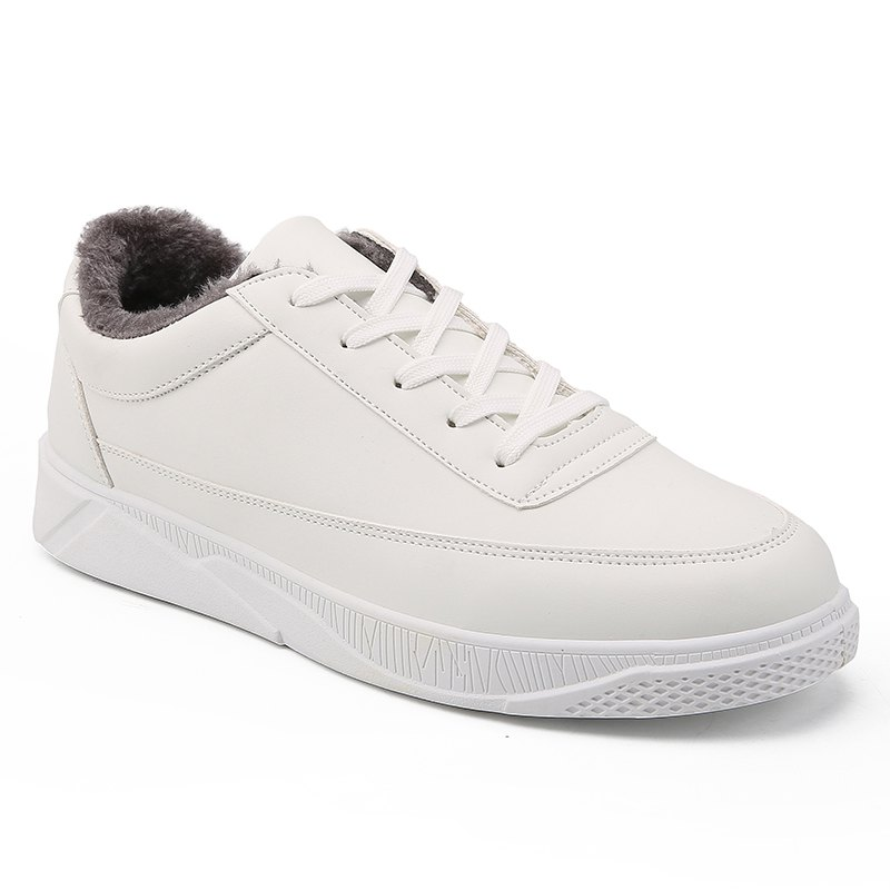 Fancy Men's Plush Casual Jogging Shoes