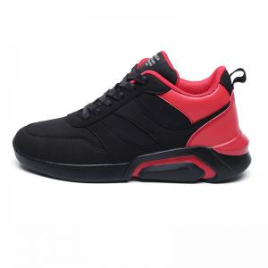 Men Casual Fashion Breathable Lace up Athletic Shoes -