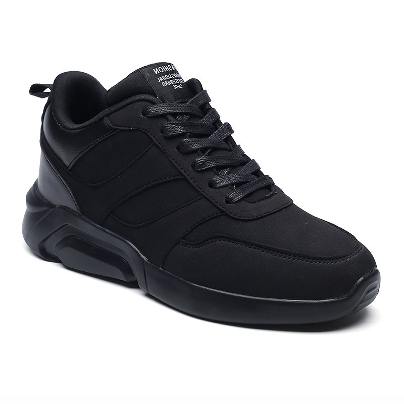 Chic Men Casual Fashion Breathable Lace up Athletic Shoes
