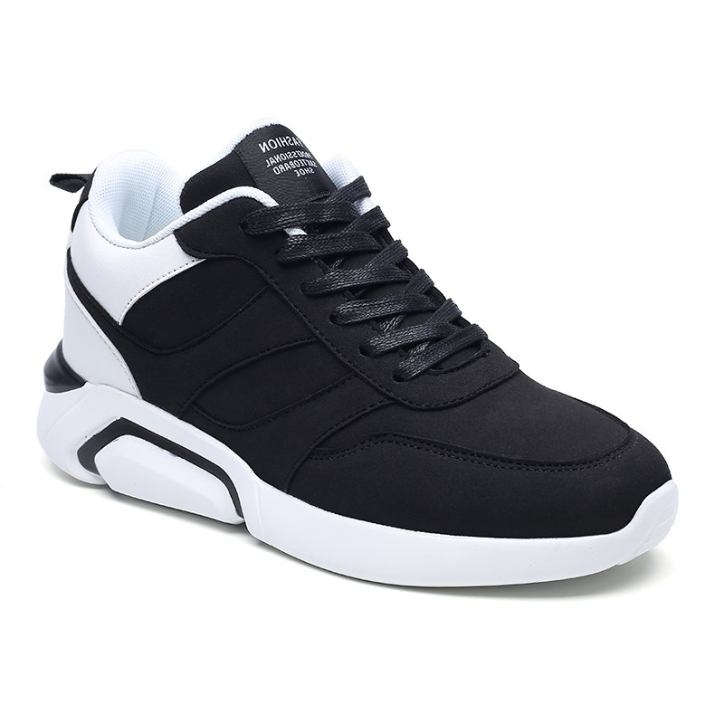 Hot Men Casual Fashion Breathable Lace up Athletic Shoes