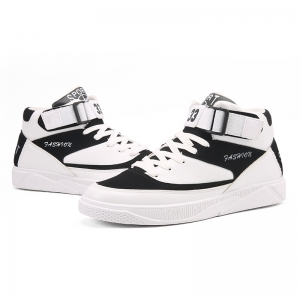 Thick Soled Casual Skateboarding Shoes Men's shoes -