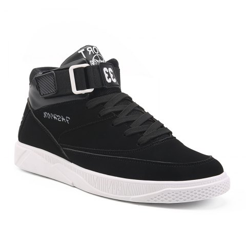 Trendy Thick Soled Casual Skateboarding Shoes Men's shoes