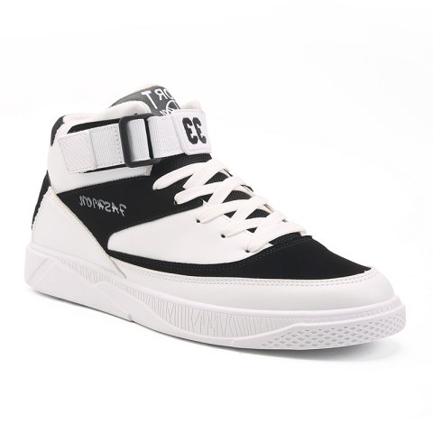 Best Thick Soled Casual Skateboarding Shoes Men's shoes