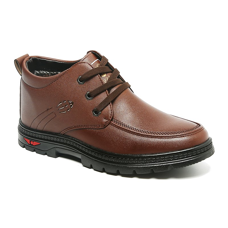 Fashion British Style Business Casual All-match Shoes