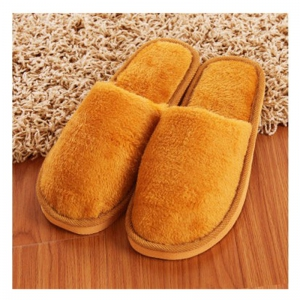 The New Home-Color Lovers Cotton Slippers -