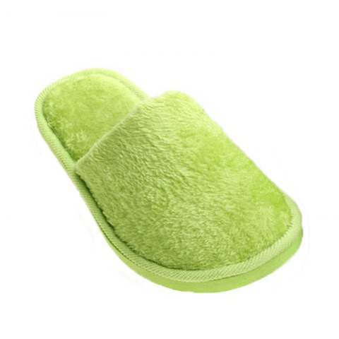 Fashion The New Home-Color Lovers Cotton Slippers