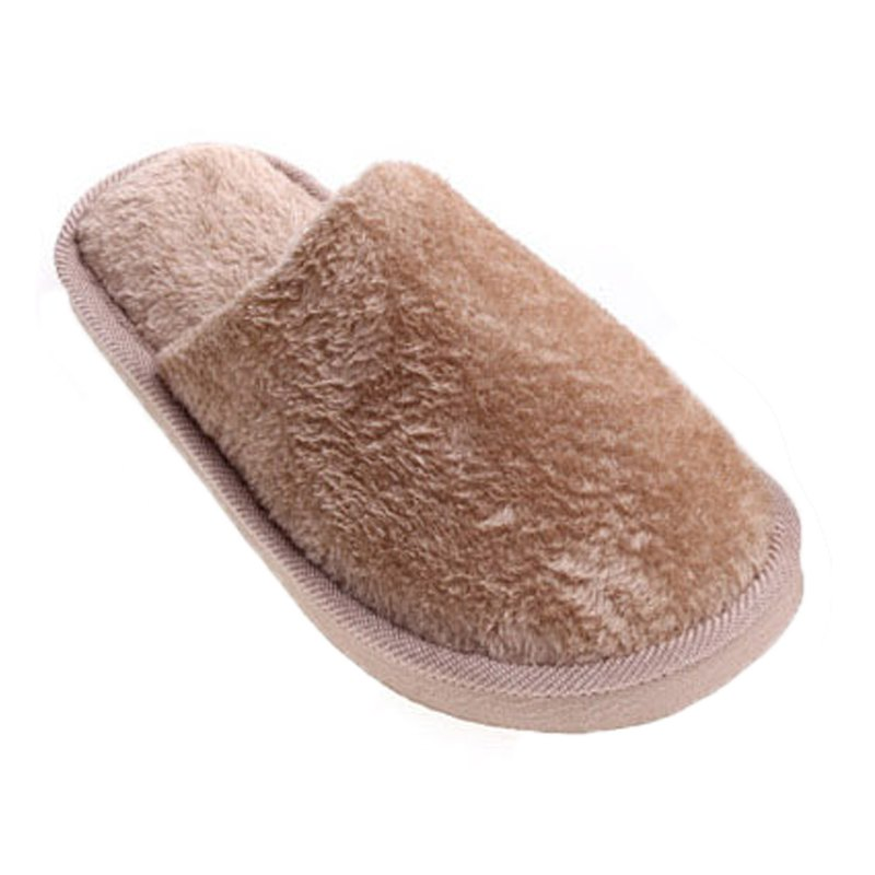 Sale The New Home-Color Lovers Cotton Slippers
