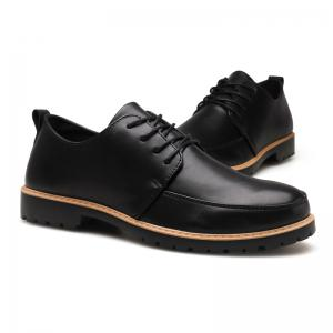 New Casual Leather Shoes for Autumn -