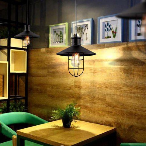 Outfit Industrial Ceiling Light Fixture Retro Pendant Lamps for House Bar Restaurants Coffee Shop Club Decoration