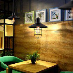 Industrial Ceiling Light Fixture Retro Pendant Lamps for House Bar Restaurants Coffee Shop Club Decoration -
