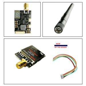 EWRF e7086TM3 5.8G 48CH 25mW/200mW/600mW Switchable FPV Transmitter Support OSD Configuring -