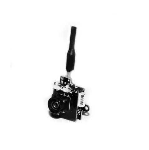 Affordable EWRF 5.8G 48CH 25/100/200mW  PAL / NTSC Switchable Mini Camera For PWM / OSD Configuring for RC Drone