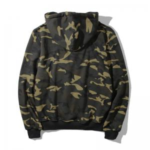 Menswear large - size hoodies -