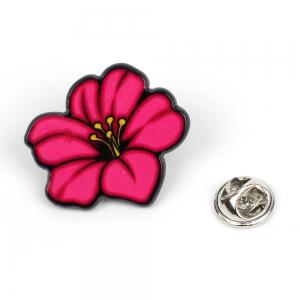 Gorgeous Flowers Brooch Set Shell Umbrella Accessories -