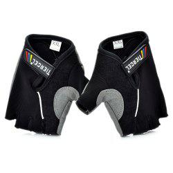 Motorcycle Motorbike Cycling Racing Full Finger Gloves (XXL) -