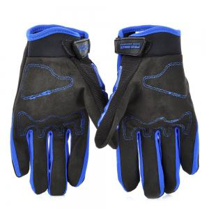 Motorcycle Motorbike Cycling Racing Finger Gloves(L) -