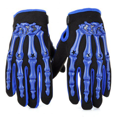 Discount Motorcycle Motorbike Cycling Racing Finger Gloves(L)