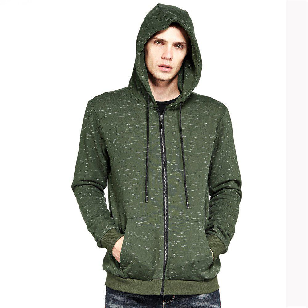 Latest Men's Hoodie Casual Fashion All Match Long Sleeve Hoodie