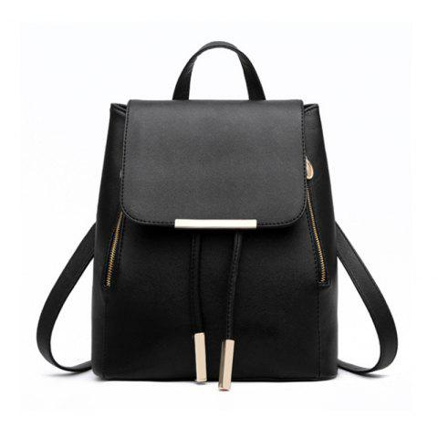 Shop Spring and Summer New Backpack College Wind Student Backpack Tide Fashion Lady KLY8853