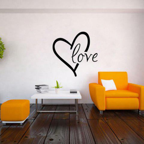 Cheap DSU Love Vinyl Sticker Tribal Design Girl Bedroom Decor Gift for Her Bedroom Wallpaper