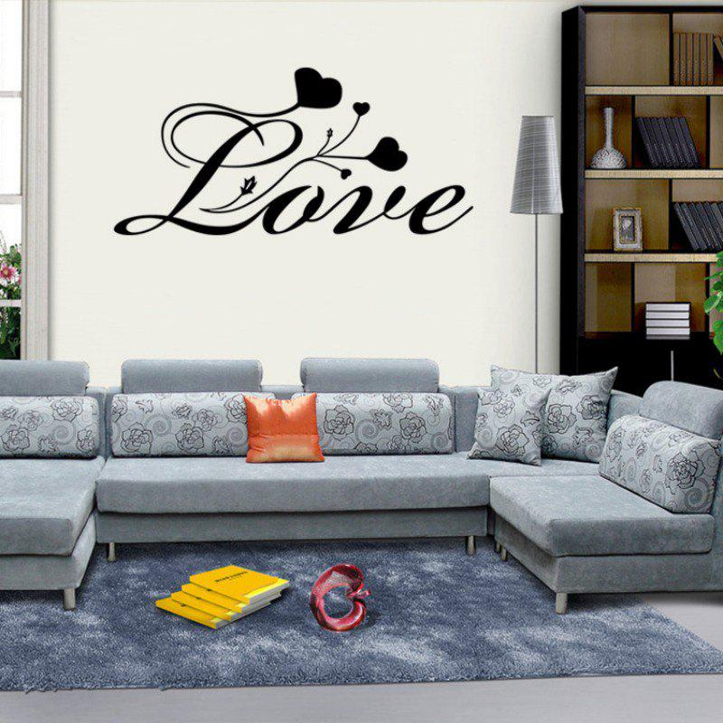 Fashion DSU Bedroom Vinyl Wall Decals Every Love QUOTE Wall Stickers Bedroom Decor