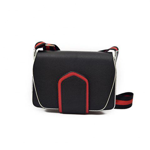 Sale New Wild Shoulder Strap Color Broadband Single Messenger Bag