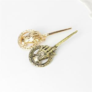 New Fashion Retro King's Scepter Male and Female Brooches -
