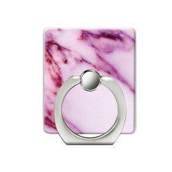Marble Pattern Cell Phone Ring Stand Holder for Phone -