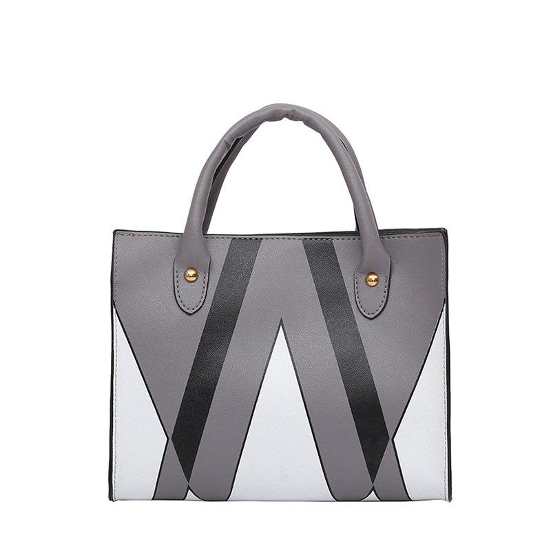 Online The Triangle Print Killer Woman Hits The Female Bag