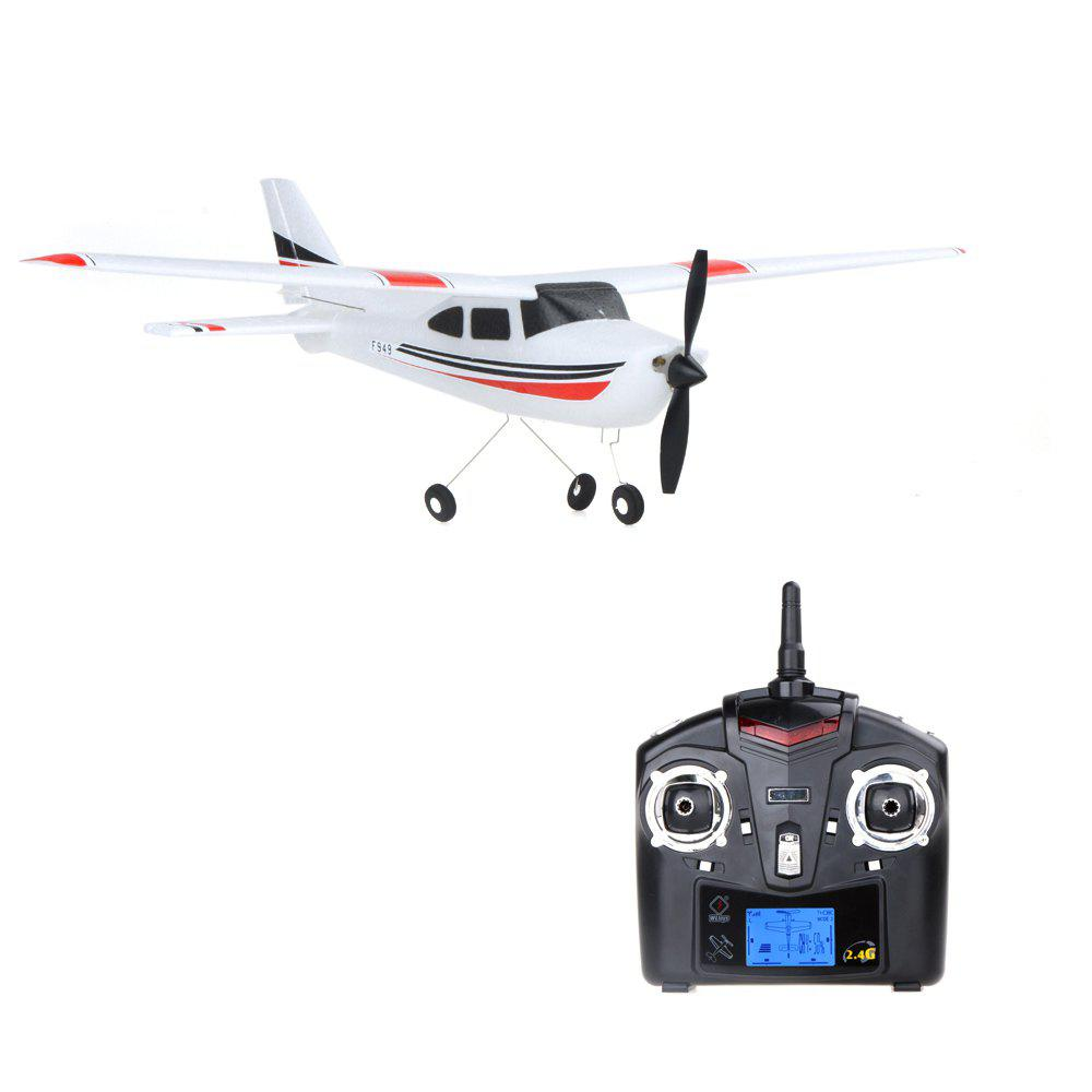 Trendy Wltoys F949 Cessna-182 Sky King 2.4G Radio Control 3CH RC Airplane Fixed Wing Plane