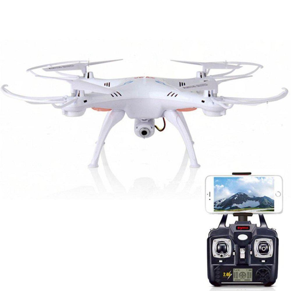 Shop SYMA X5SW RC Drone FPV Real-time Transmission with HD Camera 6-Axis RC Helicopter