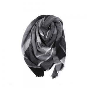 Double pane printing imitation cashmere scarf shawl scarves thickened -