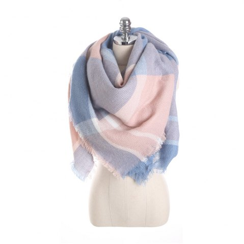 Cheap Salybaby Double Pane Printing Imitation Cashmere Scarf Shawl Scarves Thickened