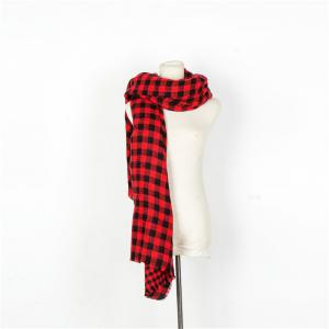 Salybaby Double Face Imitation Cashmere Scarf for Warm Scarf -
