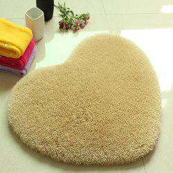 Door Mat Sweet Heart Shape Cute Home Decor Floor Mat -