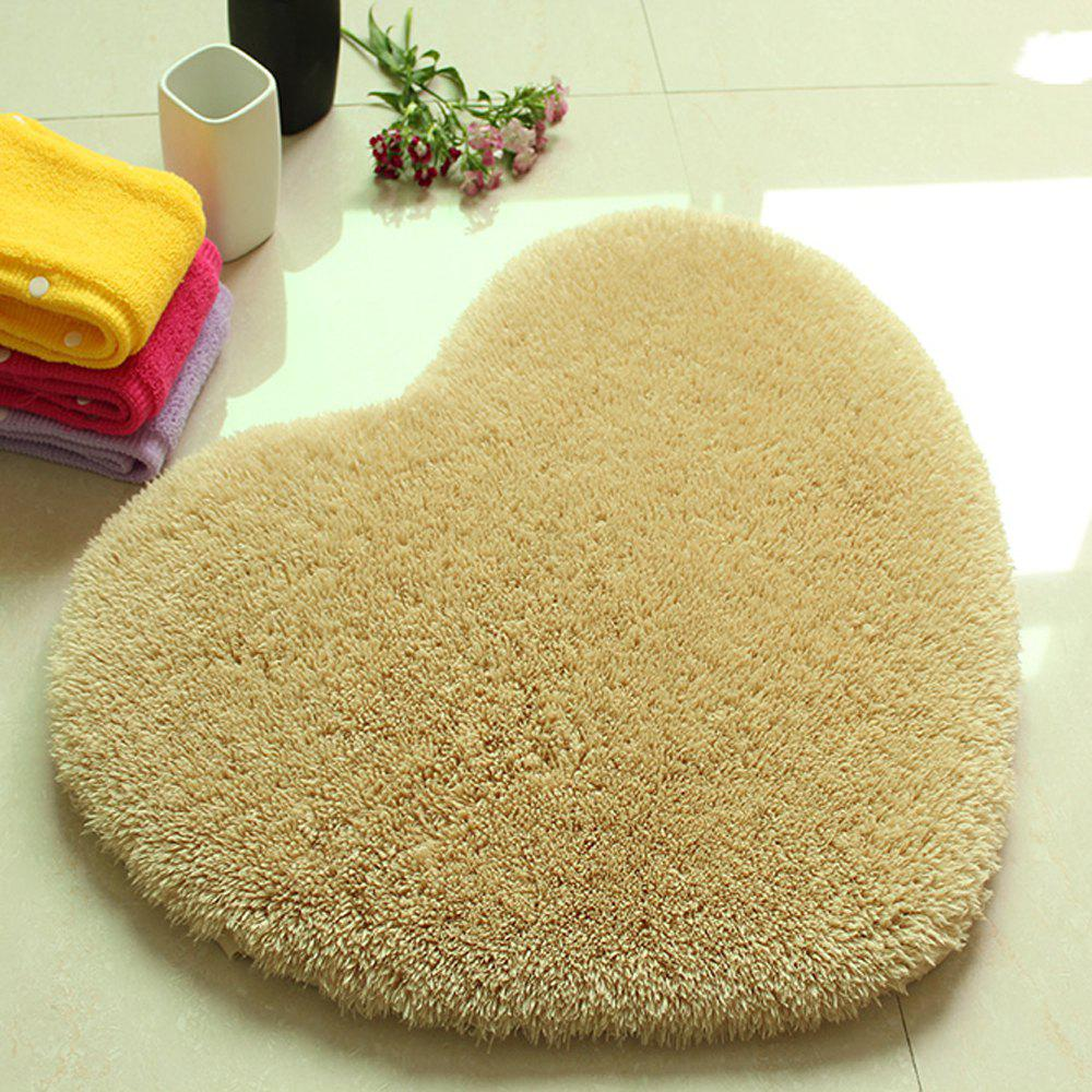 Shops Door Mat Sweet Heart Shape Cute Home Decor Floor Mat