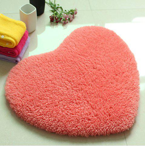 Fashion Door Mat Sweet Heart Shape Cute Home Decor Floor Mat3
