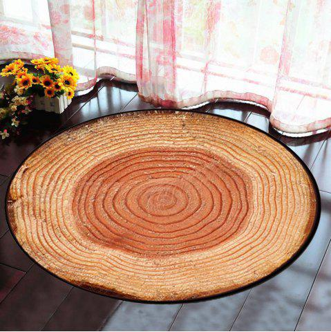 Fashion Bedroom Floor Mat Vintage Tree Annual Ring Pattern Soft Home Doormat2