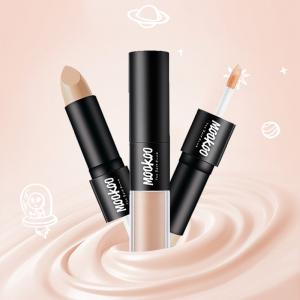MOOKOO Perfect Ideal Concealer Duo Cover Up Black Eyes and Acne Mark -