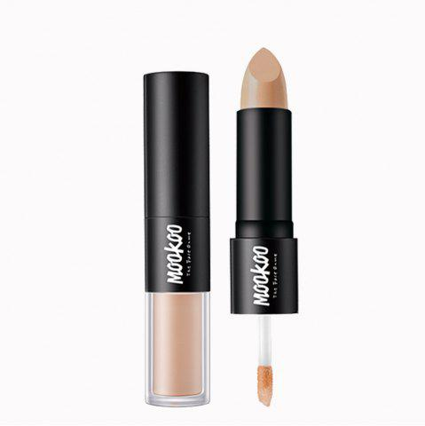 Discount MOOKOO Perfect Ideal Concealer Duo Cover Up Black Eyes and Acne Mark