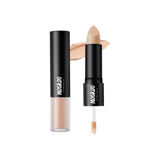 Affordable MOOKOO Perfect Ideal Concealer Duo Cover Up Black Eyes and Acne Mark